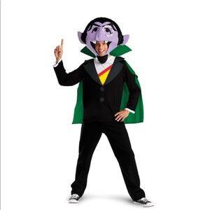 "Men's ""The Count"" costume"
